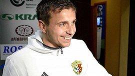 Мякушко: Наиболее опасным игроком в составе Карпат является Александр Гладкий
