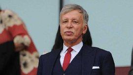 Американский владелец Арсенала Кронке прибудет в Лондон, чтобы обсудить будущее Венгера
