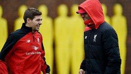 Клопп: Будет невероятно, если Джеррард станет главным тренером Ливерпуля после меня