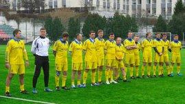 Матч ветеранов Украина – Грузия: стали известны составы команд