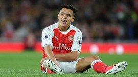 Алексис Санчес был пристыжен и высмеян на тренировке Арсенала