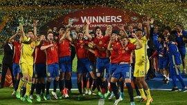 Евро-2017, финал. Испания U-17 – Англия U-17 – 2:2 (4:1). Видео голов и обзор матча
