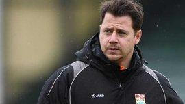 Барнет призначив наймолодшого в історії англійського футболу головного тренера