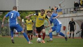 Два голкіпери зіграли в якості польових гравців в матчі Металург З – Нікополь-НПГУ