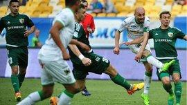 Худобяк потерял супершанс на последней минуте матча против Ворсклы