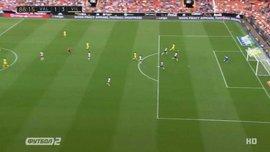Валенсия – Вильярреал: гол Николи Сансоне