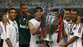 Рівно 10 років тому відбувся фінал Ліги чемпіонів 2006/07 Мілан – Ліверпуль