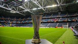 Финал Лиги Европы начнется с минуты молчания