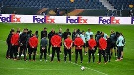 Аякс выпустил помпезный видеоролик перед матчем с Манчестер Юнайтед