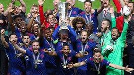 Церемонія нагородження Манчестер Юнайтед