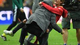 Моурінью божевільно відсвяткував із сином тріумф Манчестер Юнайтед у Лізі Європи-2017