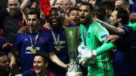 УЄФА оголосив склад команди сезону Ліги Європи-2016/17