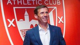 Зіганда замінив Вальверде на посаді головного тренера Атлетіка