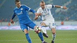 Генк следил за игрой 4-х футболистов на матче Ворскла – Днепр