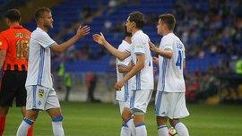 Визначились 4 з 5 потенційних суперників Динамо у Лізі чемпіонів
