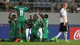 ЧС-2017 U-20: Замбія вибила Німеччину, Англія та Уругвай вийшли у 1/4 фіналу