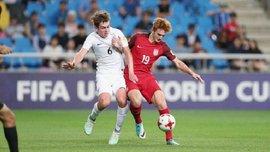 ЧС-2017 U-20: США та Італія вийшли в 1/4 фіналу, перемігши Нову Зеландію та Францію відповідно