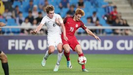 ЧМ-2017 U-20: США и Италия вышли в 1/4 финала, победив Новую Зеландию и Францию соответственно