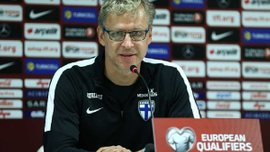 Наставник сборной Финляндии Канерва: Украина будет рисковать, что сыграет нам на руку