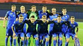 Открытая тренировка сборной Украины. Прямая трансляция