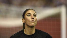 Хоуп Соло: На щастя, у жіночому футболі немає таких гравців, як Мессі чи Неймар