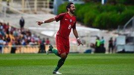 Моутинью забил 2 фантастические гола в девятку в матче Португалия – Кипр