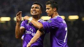 Ювентус – Реал: Каземиро дальним ударом выводит Реал вперед