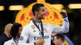 Роналду выиграл 9 трофеев за 13 месяцев