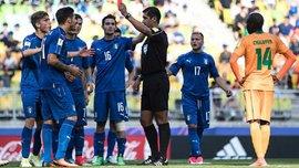 Италия U-20 в меньшинстве победила Замбию U-20 и вышла в полуфинал ЧМ-2017