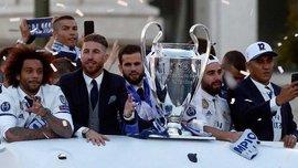 УЕФА объявил команду сезона-2016/17 в Лиге чемпионов