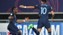 Англия U-20 в меньшинстве победила Мексику U-20 и пробилась в полуфинал ЧМ-2017