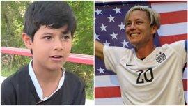 Девичья команда в США дисквалифицирована из-за ложного признания одной футболистки парнем