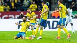 Швеція вирвала перемогу в Франції на останніх секундах