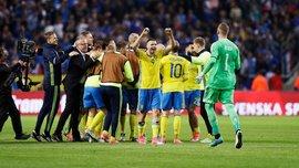 Швеція – Франція – 2:1. Відео голів та огляд матчу