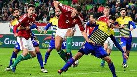 Андорра – Угорщина – 1:0. Відео гола та огляд матчу