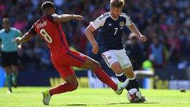 Шотландія та Англія розписали неймовірну нічию