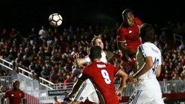 Дрогба забил дебютный гол за Финикс Райзинг