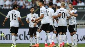 Германия – Сан-Марино – 7:0. Видео голов и обзор матча