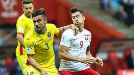 Польща – Румунія – 3:1. Відео голів і огляд матчу