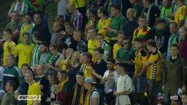 Литва – Словаччина – 1:2. Відео голів і огляд матчу