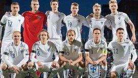 Финляндия определилась с заявкой на матч против Украины