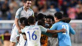 Англия впервые в истории стала чемпионом мира U-20