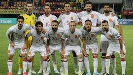 Македония – Испания – 1:2. Видео голов и обзор матча