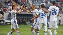 Динамо оголосило чотирьох суперників на зборах в Австрії