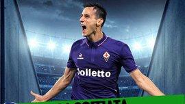 Милан предложил за Калинича Фиорентине двух своих игроков