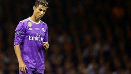 Роналду решил не играть в Испании, потому что чувствует себя беззащитным, – журналист