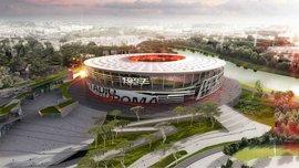 Будівництво нового стадіону Роми під загрозою через жаб