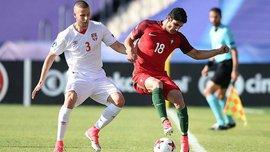 Португалія перемогла Сербію на Євро-2017 U-21, Ренату Санчес віддав магічний асист
