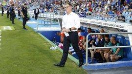 Тренер Уески влаштував сутичку зі своїм  гравцем під час матчу за вихід у Прімеру