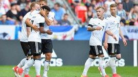 Німеччина U-21 впевнено обіграла Чехію U-21 на Євро-2017